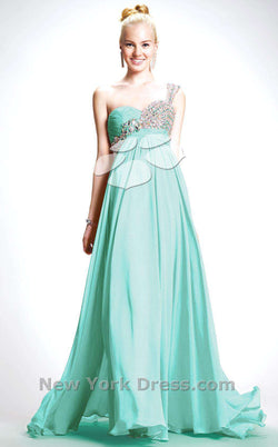 Colors Dress 0992 Mint