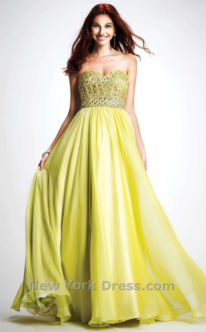 Colors Dress 1001 Lime