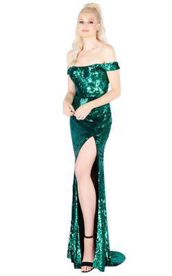 Mac Duggal 4822L Dress