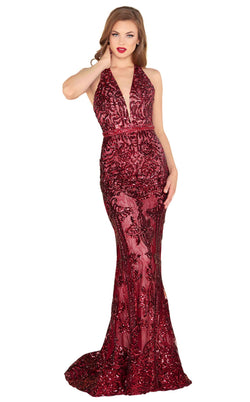 Mac Duggal 48821R Dress