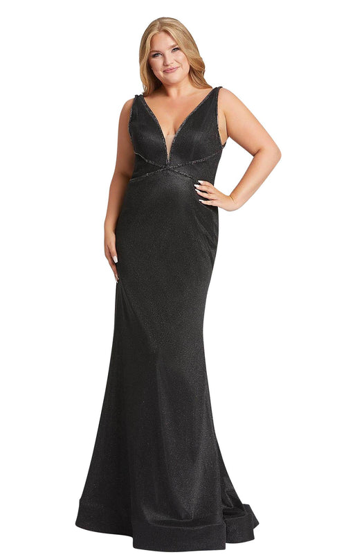 Mac Duggal Fabulouss 48895F Black