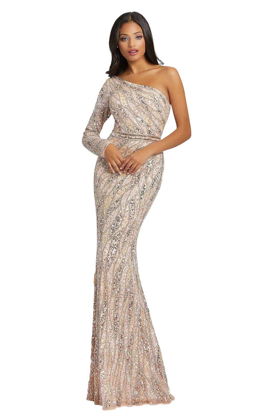 Mac Duggal 4982M Rose-Gold