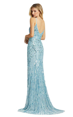 Mac Duggal 5001M Powder-Blue