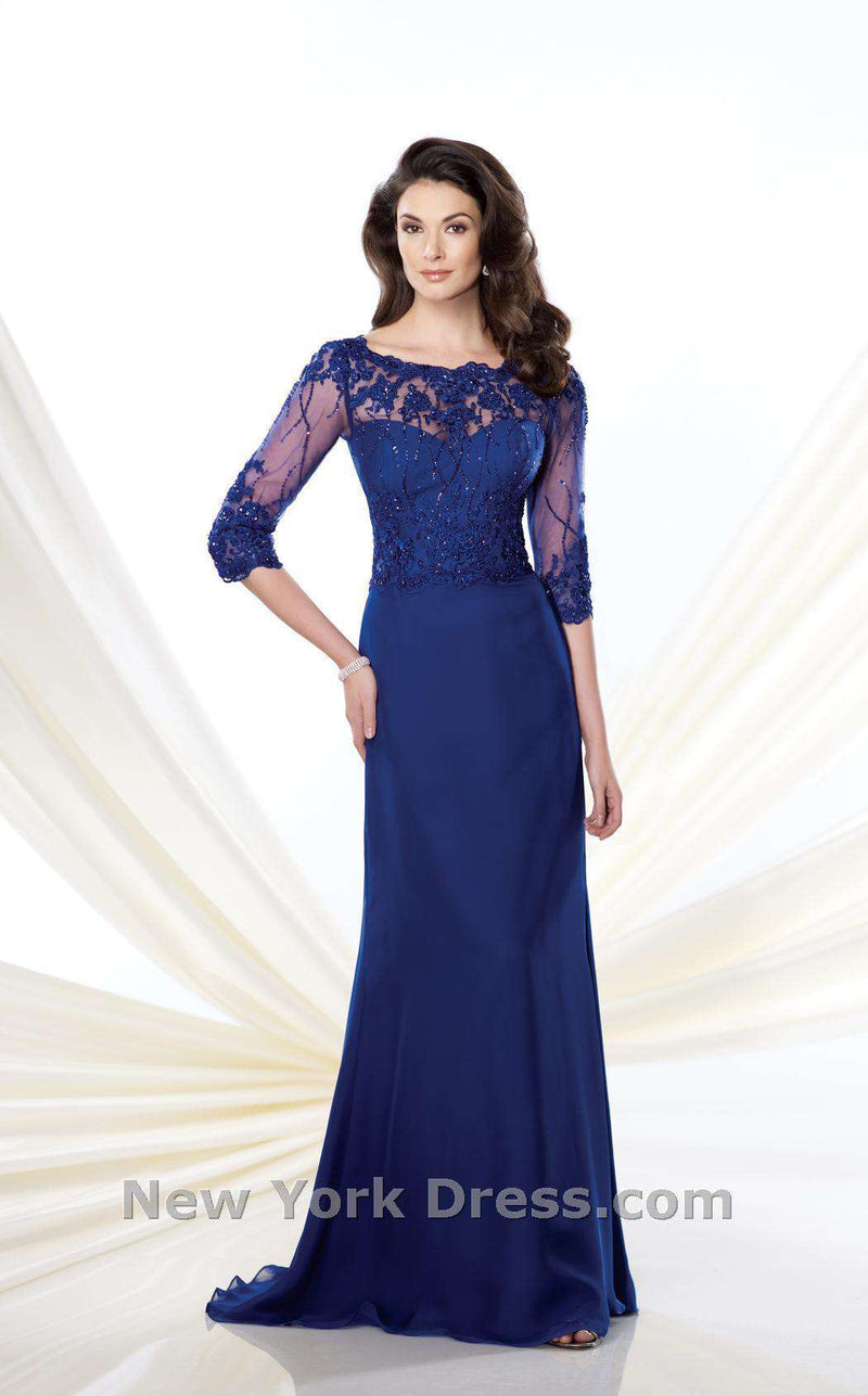 Mon Cheri 214941 Royal Blue