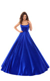 Tarik Ediz 50403 Royal-Blue