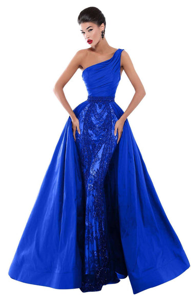 Tarik Ediz 50435 Royal-Blue