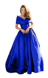 Tarik Ediz 50511 Royal-Blue