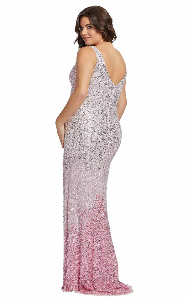 Mac Duggal Fabulouss 5152F Ice-Pink