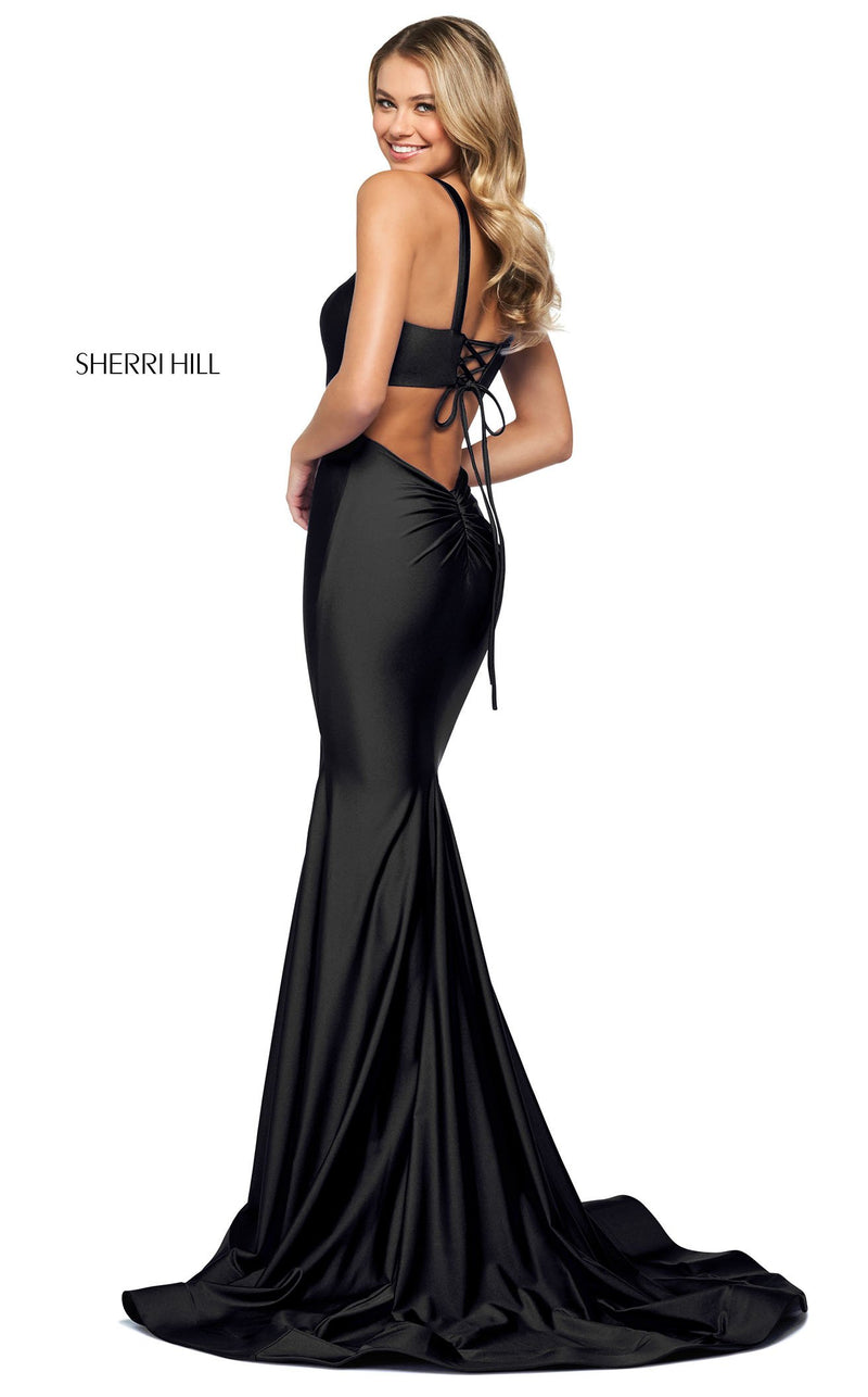 Sherri Hill 53906CL Dress