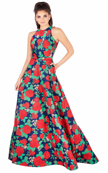 Mac Duggal 55162L Dress