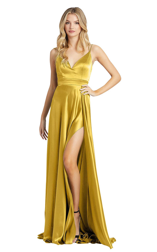 Mac Duggal 55278i Lemon