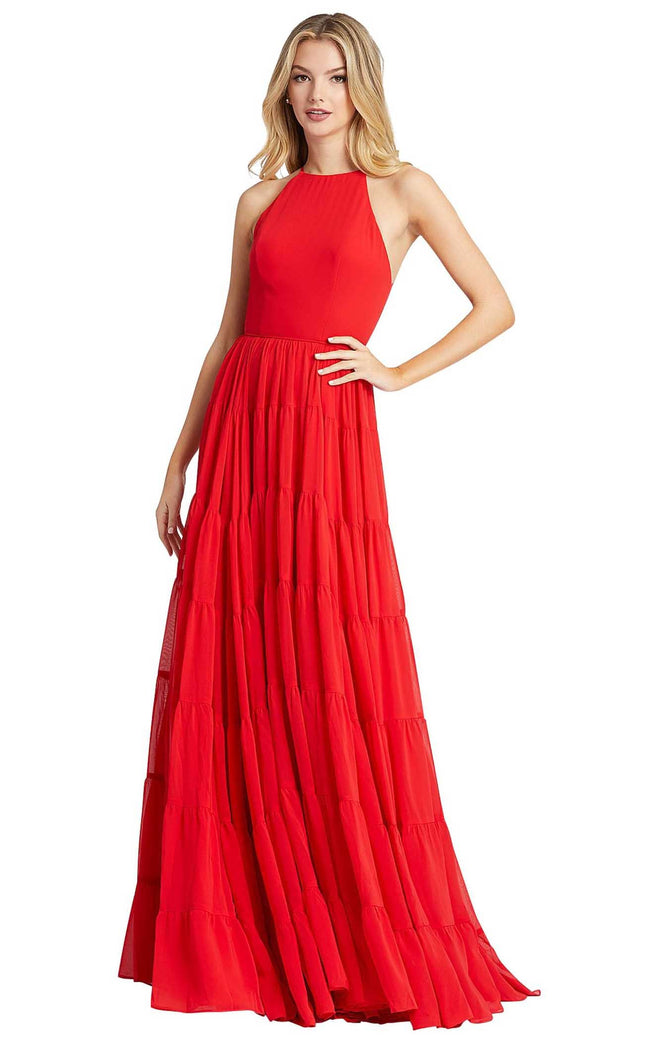 Mac Duggal 55281i Red