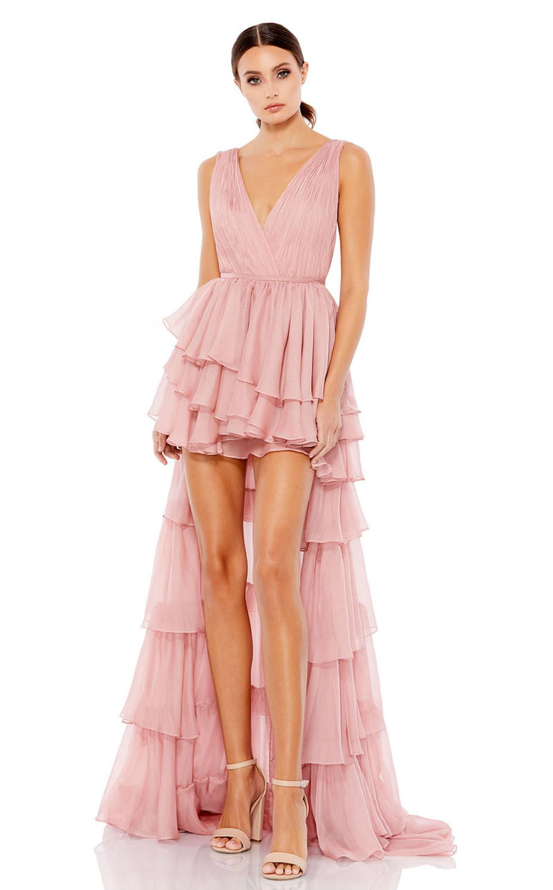 Mac Duggal 55320i Dress Rose-Pink