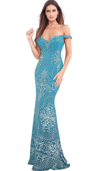 Jovani 60139 Light-Blue
