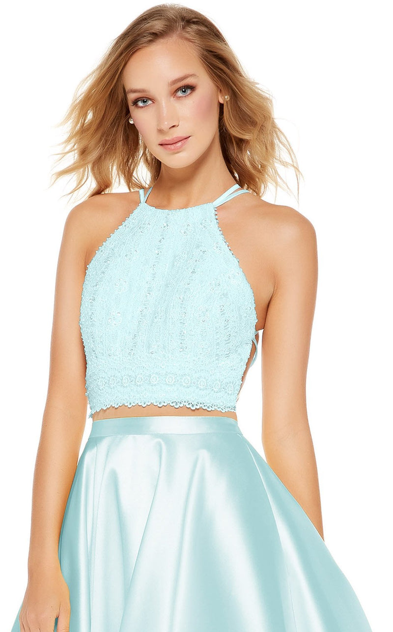 Alyce 60614 Dress Light-Blue