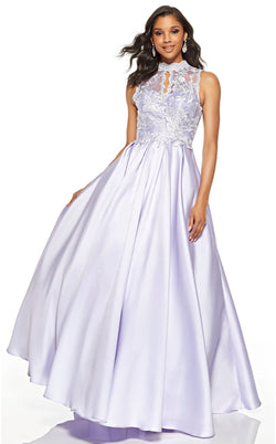 Alyce 60616 Dress Ice-Lilac