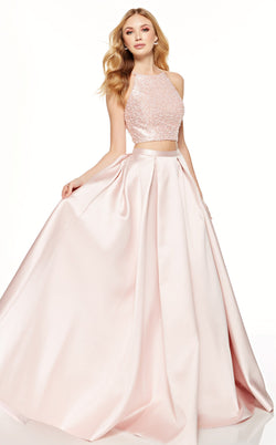 Alyce 60620 Dress French-Pink