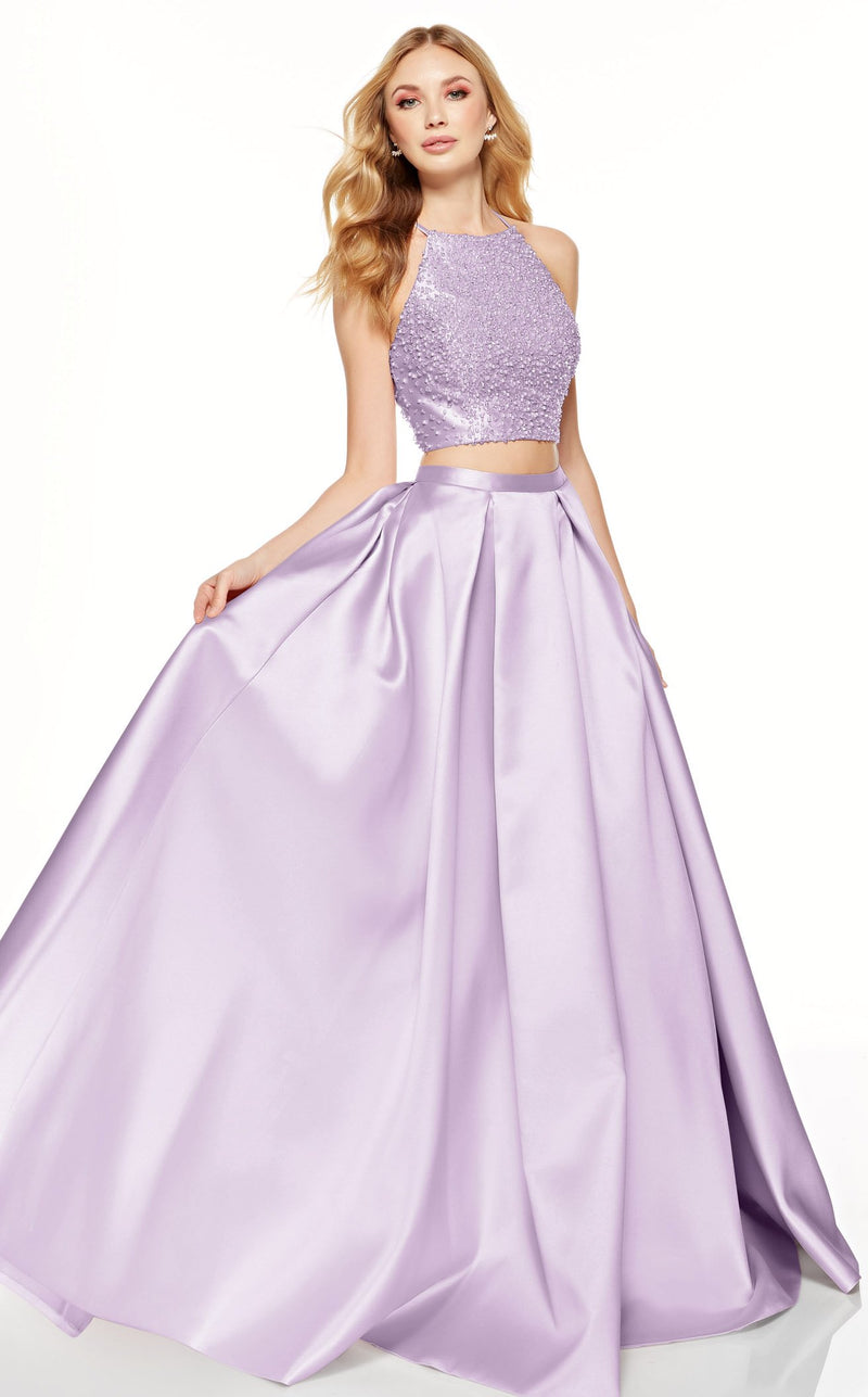Alyce 60620 Dress Ice-Lilac