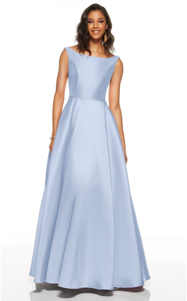 Alyce 60622 Dress French-Blue