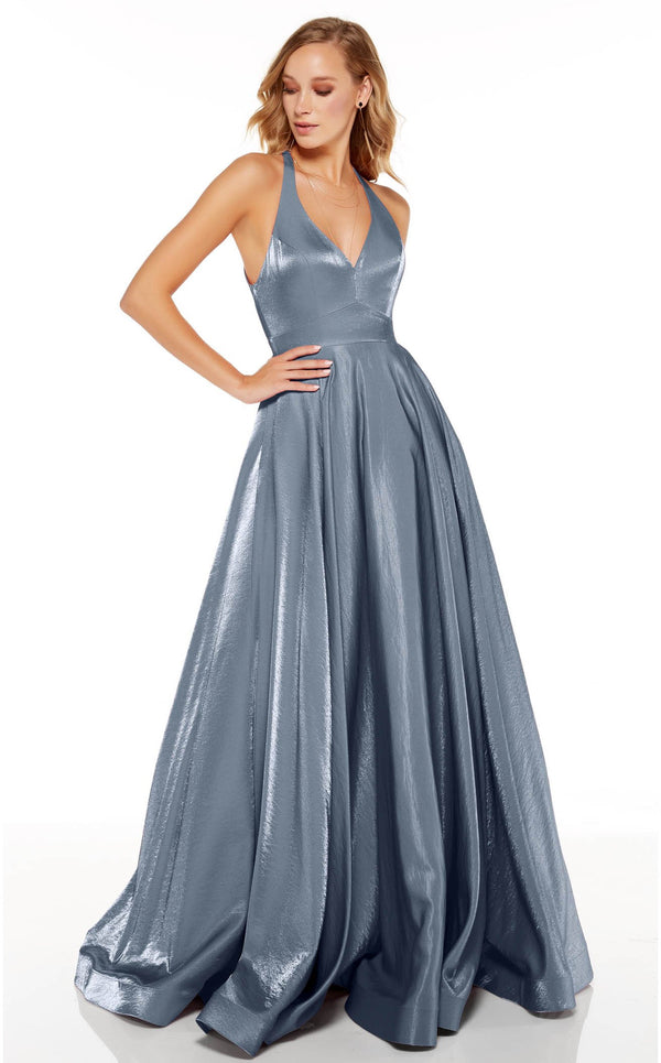 Alyce 60623 Dress French-Blue