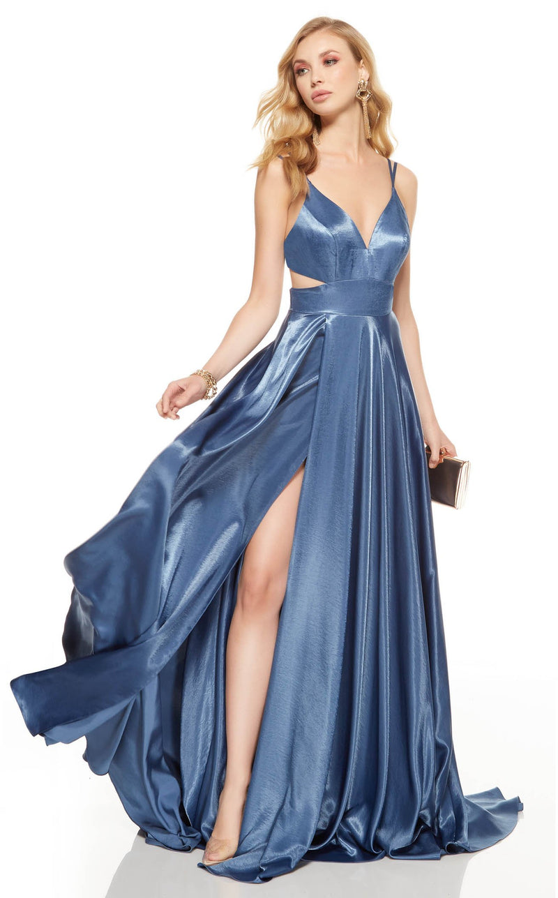 Alyce 60625 Dress Deep-French-Blue