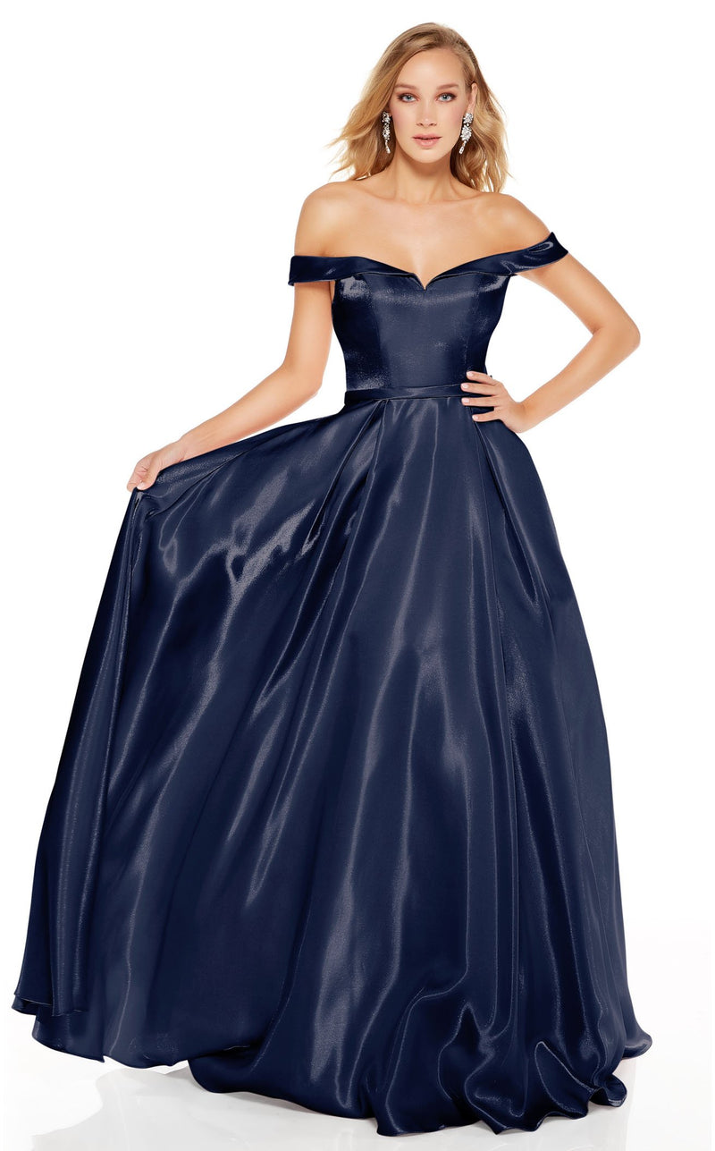 Alyce 60627 Dress Midnight
