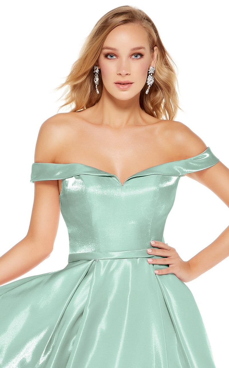 Alyce 60627 Dress Sea-Glass