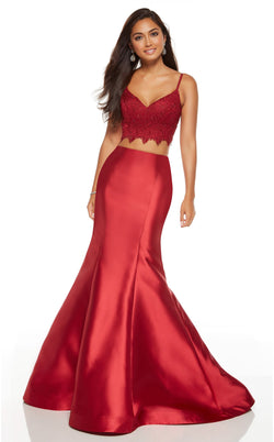 Alyce 60633 Dress Wine