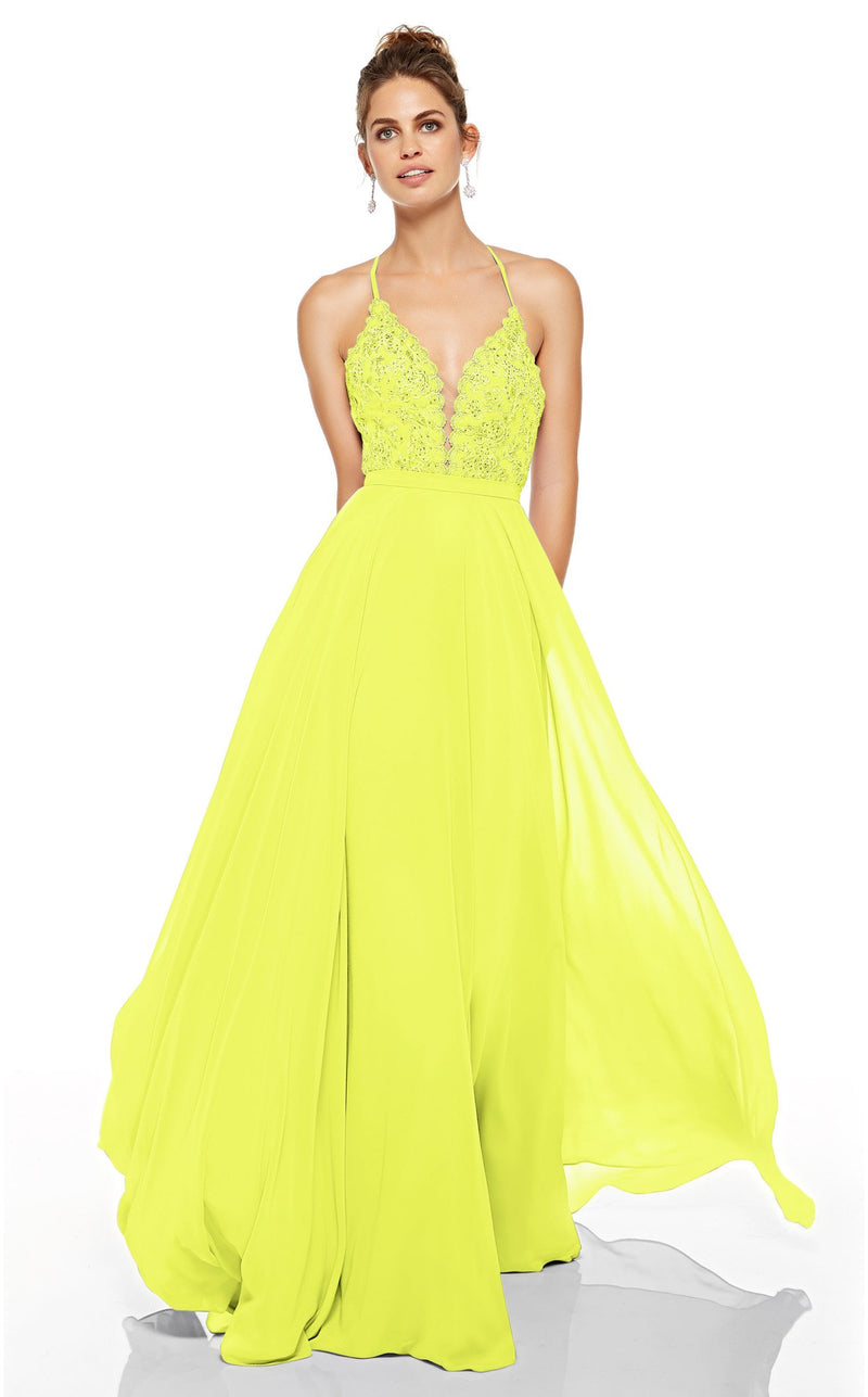 Alyce 60637 Dress Limoncello