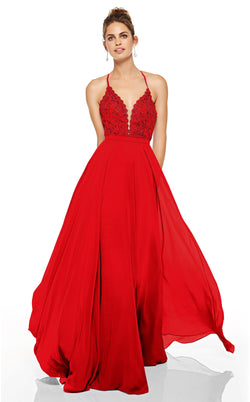 Alyce 60637 Dress Red