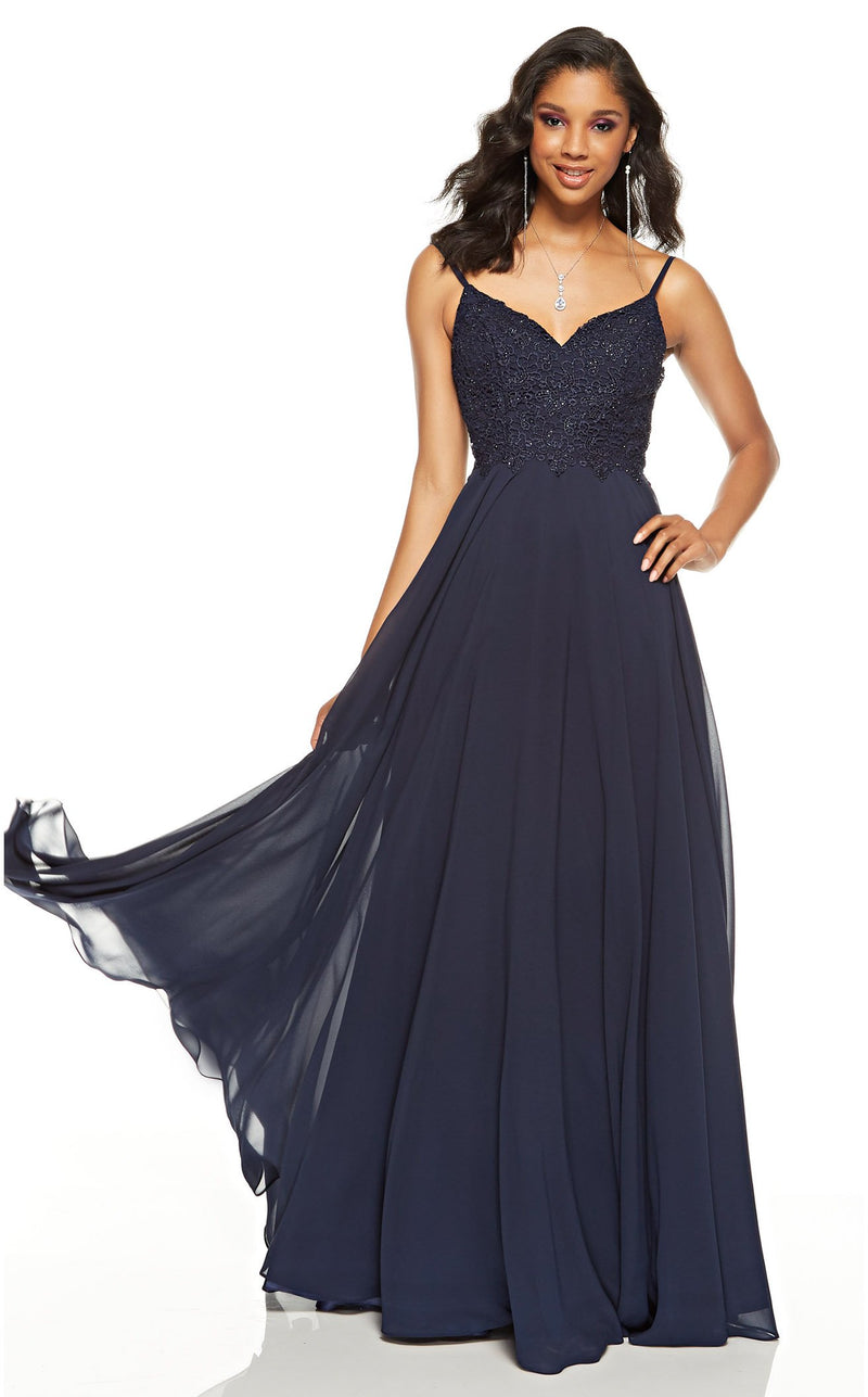 Alyce 60638 Dress Midnight