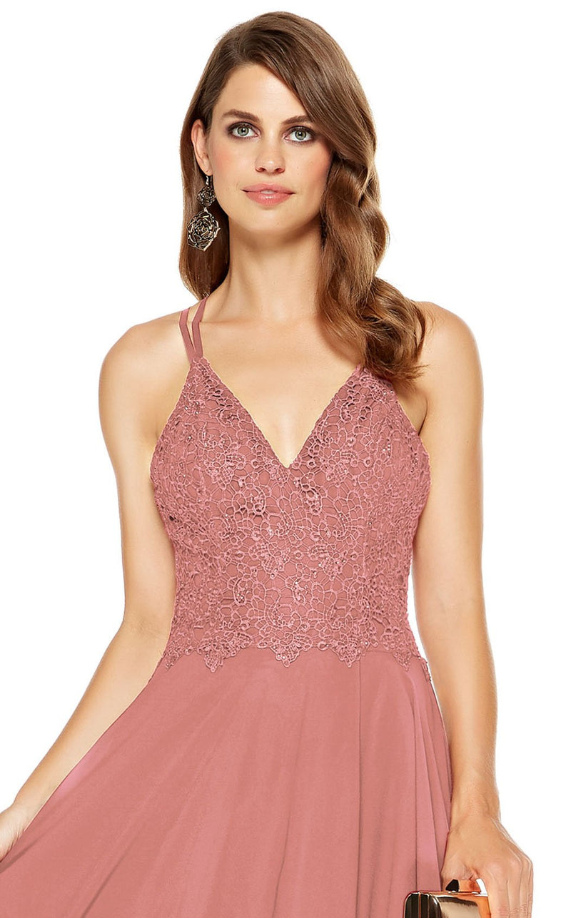 Alyce 60639 Dress Antique-Rose