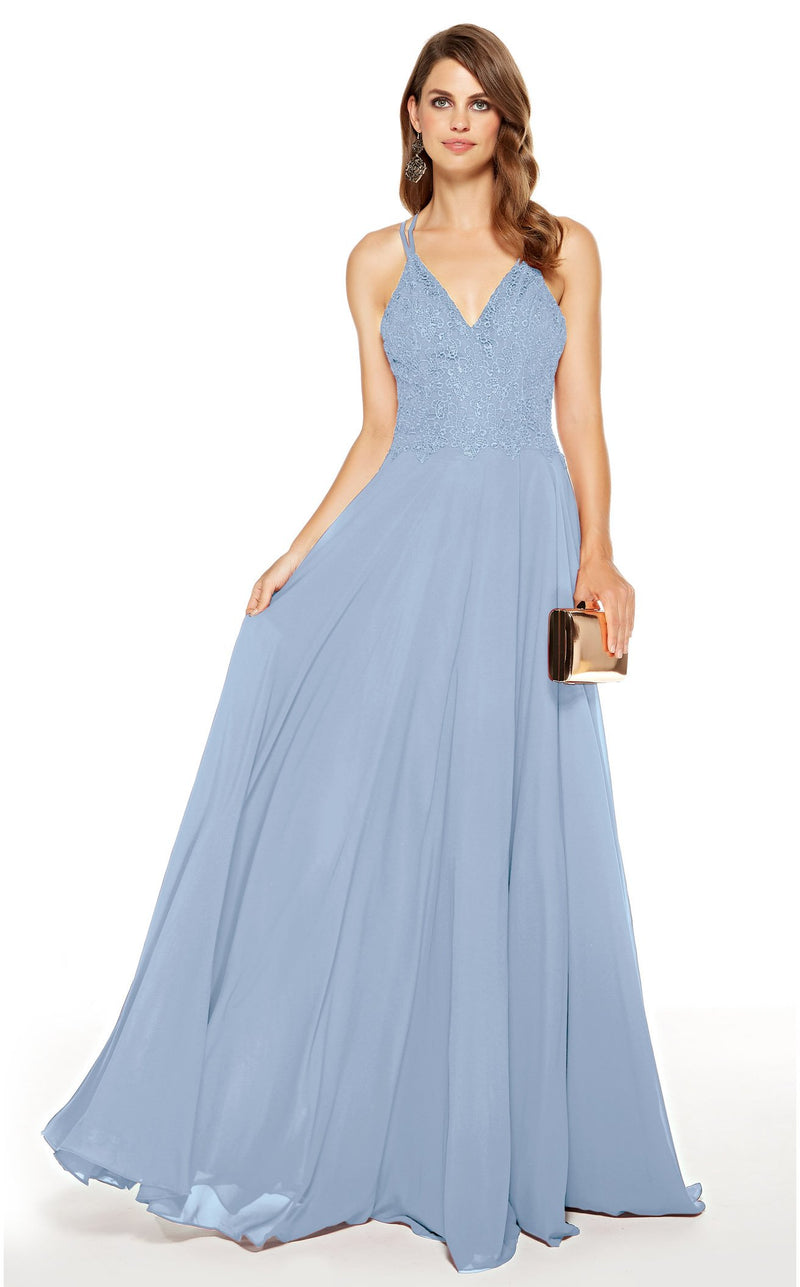 Alyce 60639 Dress Glacier-Blue