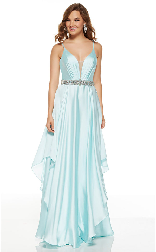 Alyce 60641 Dress Sea-Glass