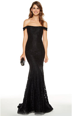 Alyce 60652 Dress Black