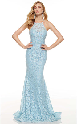 Alyce 60655 Dress Glacier-Blue