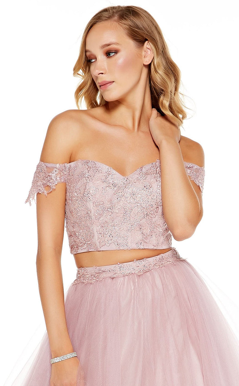 Alyce 60670 Dress Cashmere-Rose