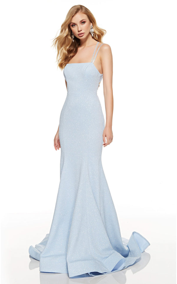 Alyce 60692 Dress Glacier-Blue