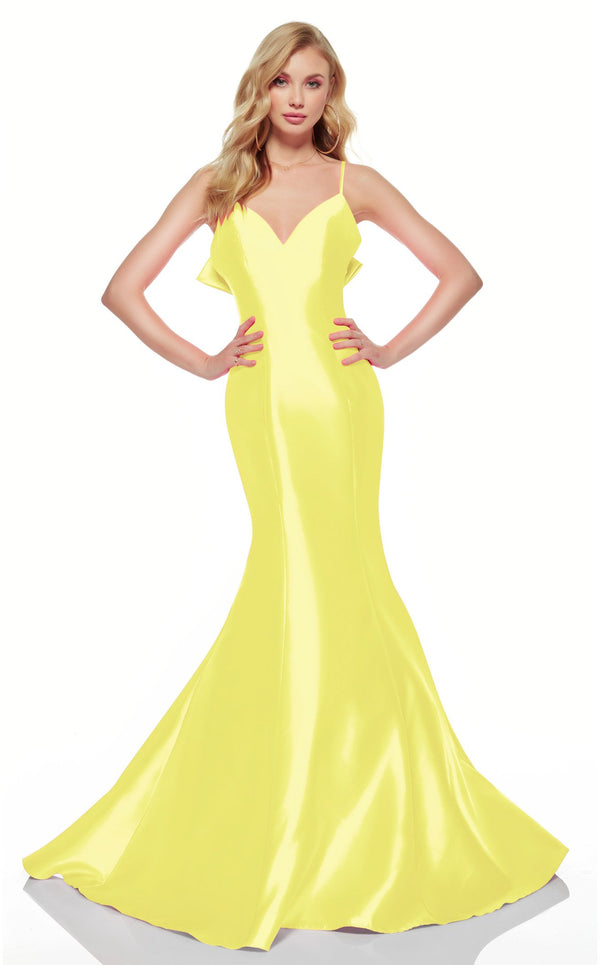Alyce 60705 Dress Limoncello