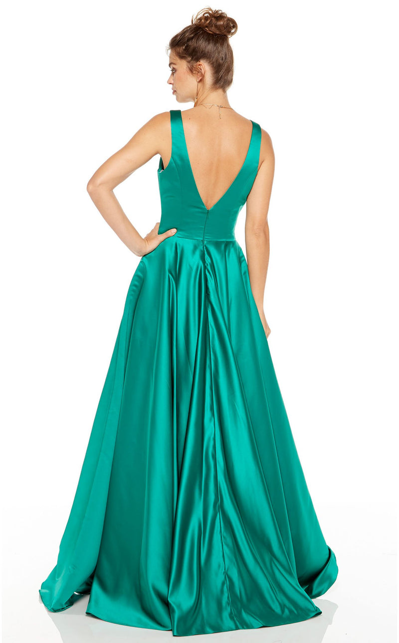 Alyce 60707 Dress Emerald