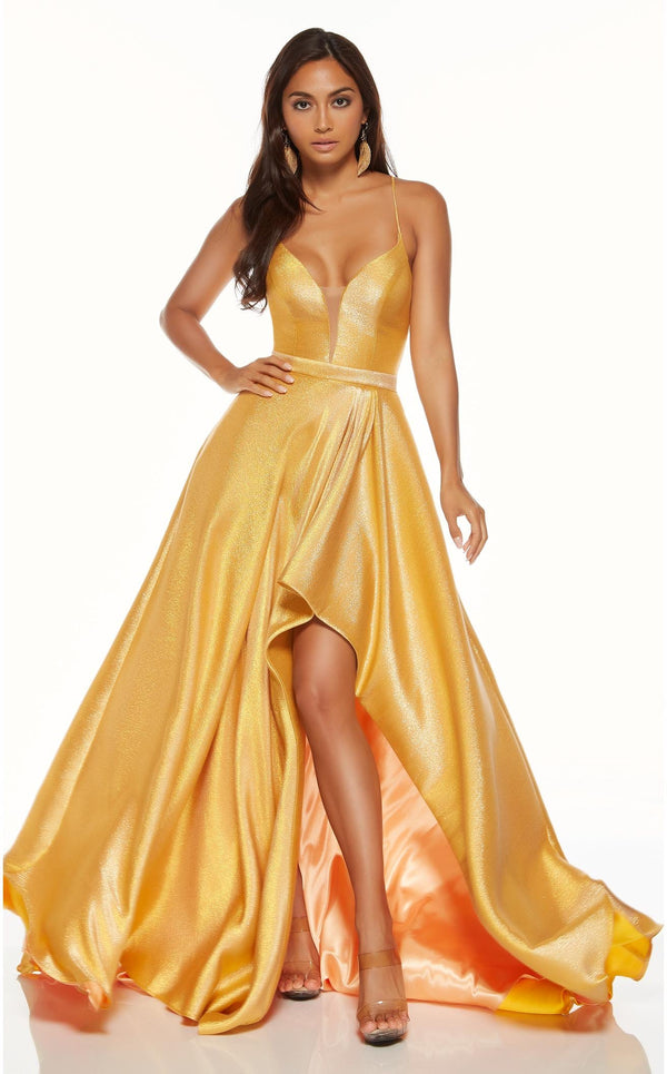 Alyce 60712 Dress Marigold