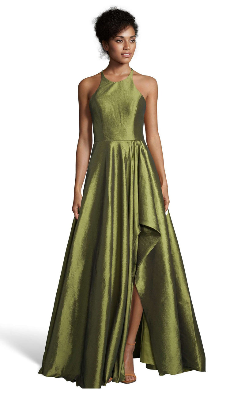 Alyce 60713 Dress Olive-Green