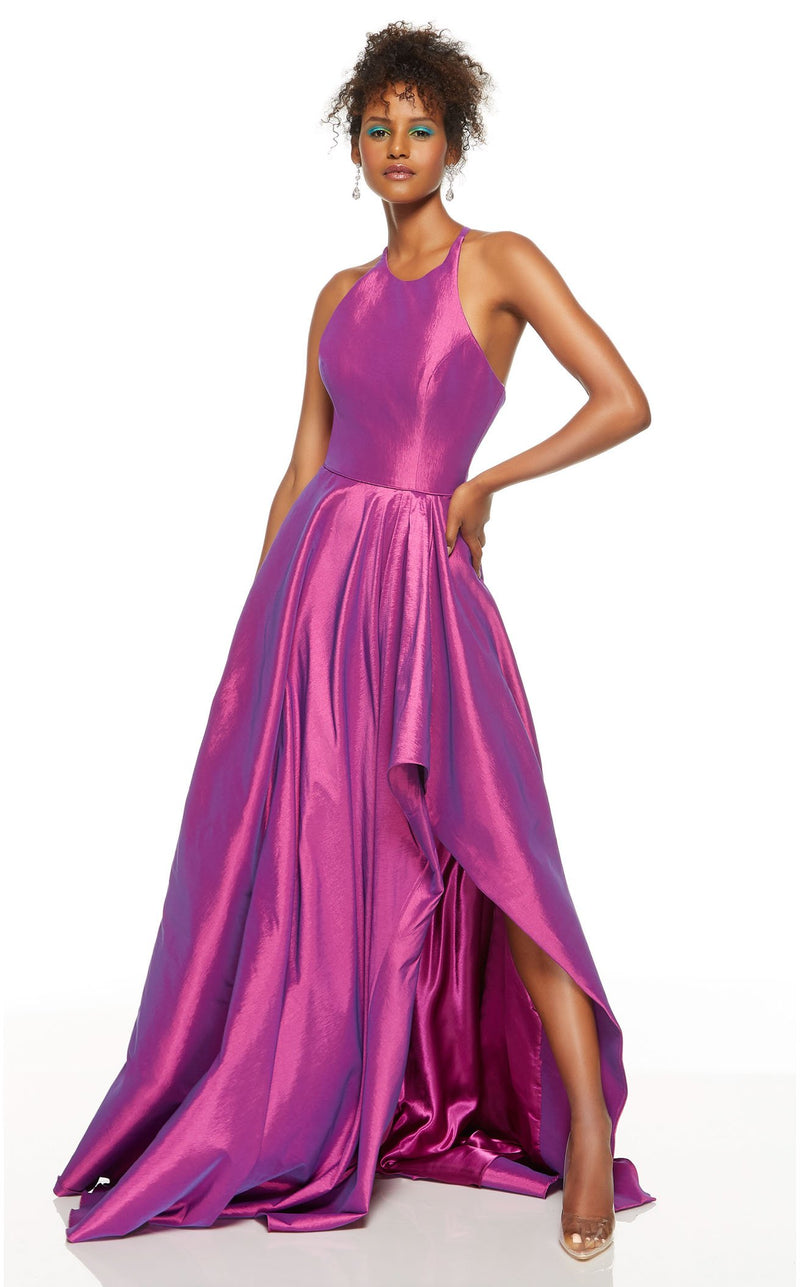 Alyce 60713 Dress Purple