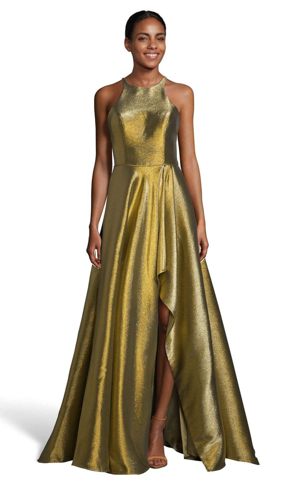 Alyce 60714 Dress Antique-Gold