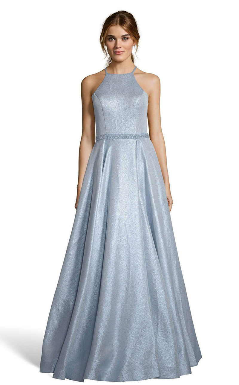Alyce 60717 Dress Glacier-Blue