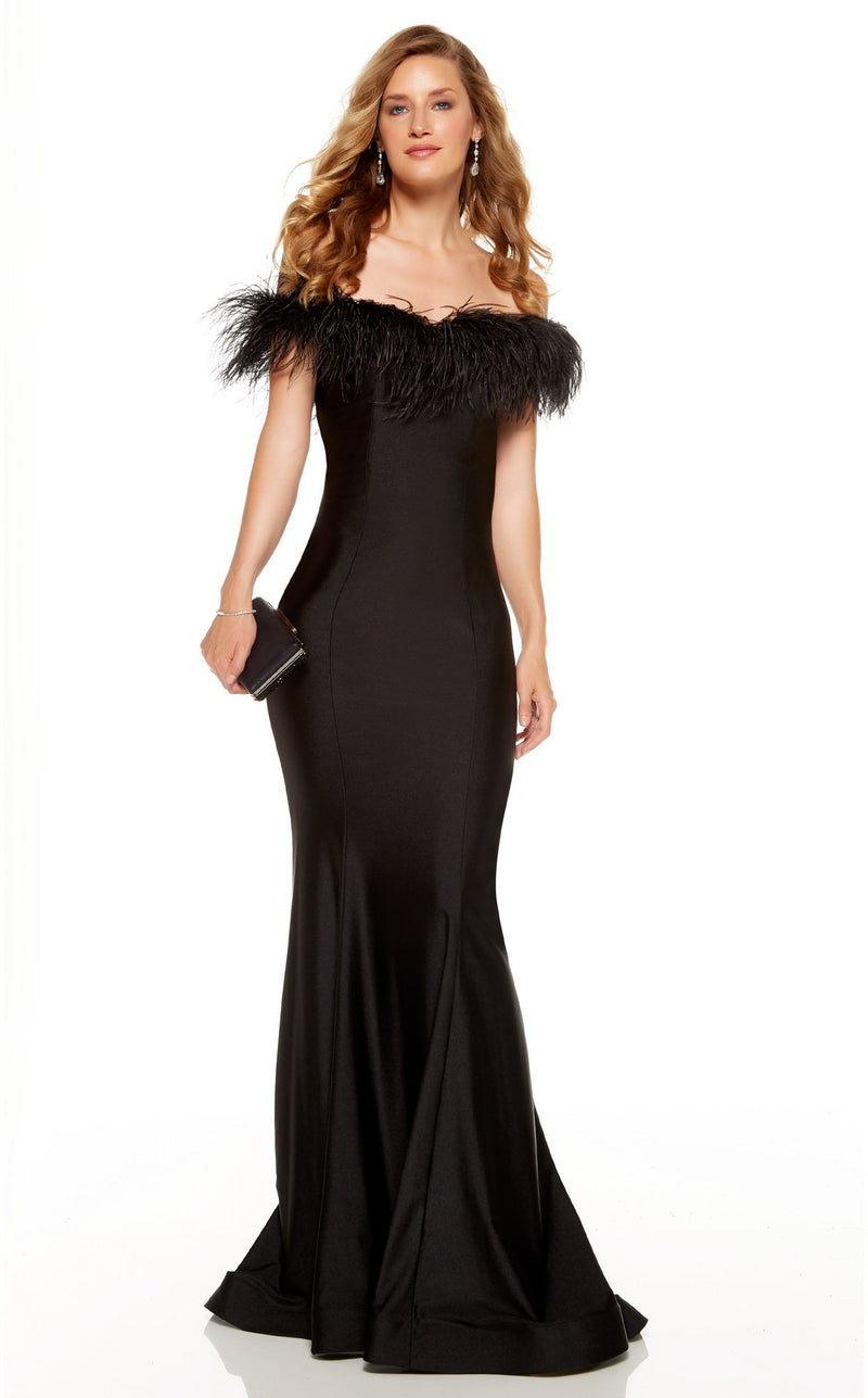 Alyce 60744 Dress Black