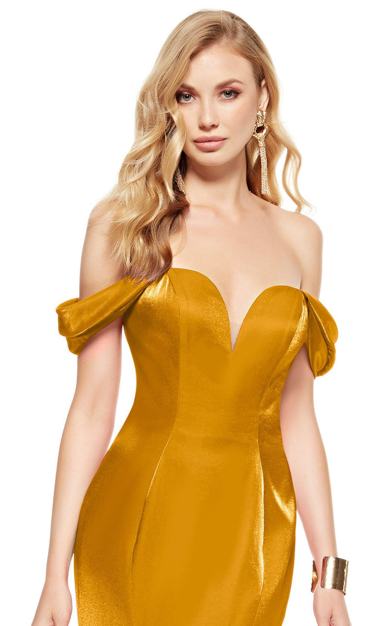 Alyce 60748 Dress Marigold