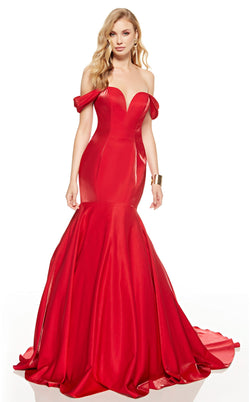 Alyce 60748 Dress Red