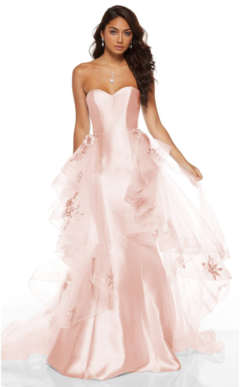 Alyce 60758 Dress Blush