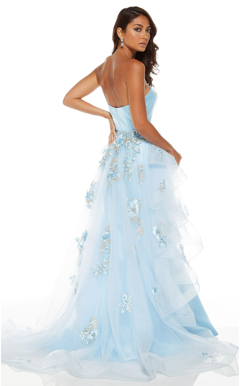 Alyce 60758 Dress Powder-Blue